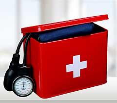 причины перепадов артериального давления